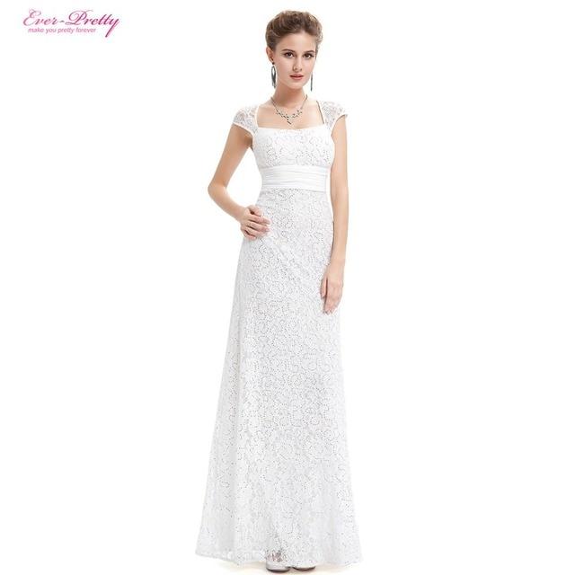 Ausverkauf] Immer Ziemlich Abendkleider HE08703CR Frauen Elegante ...