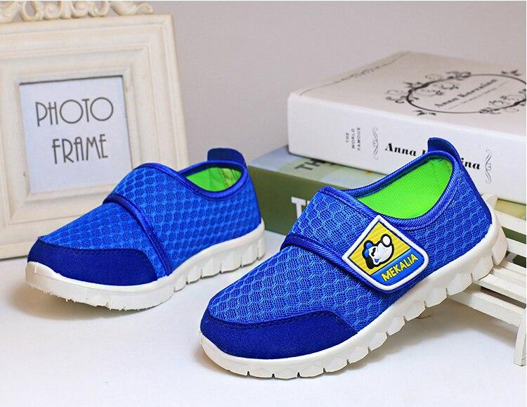 3 kolorów Darmowa wysyłka 2015 nowych 16-18cm dzieci buty - Obuwie dziecięce - Zdjęcie 2