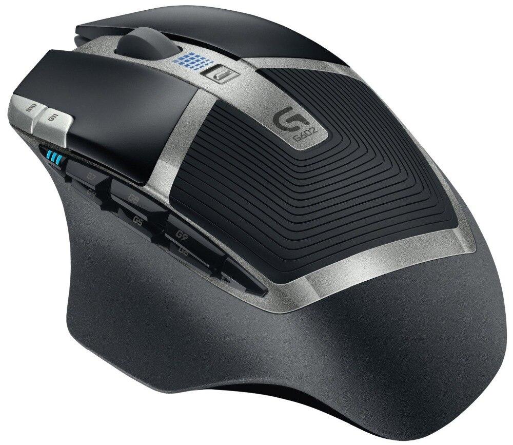 Logitech G602 souris de jeu sans fil avec 250 heure d'autonomie souris édition limitée souris de jeu gamer sans fil