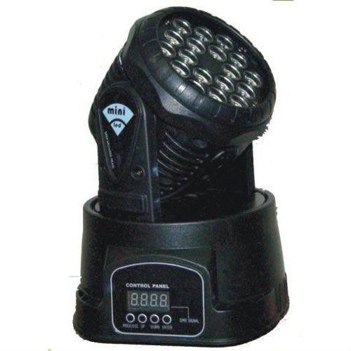 1W*18pcs led mini wash moving head light