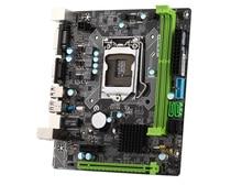 Новые оригинальные компьютерные материнские платы для MAXSUN MS-H81M твердотельный 19*17 H81M материнская плата VGA + DVI G3250 4160