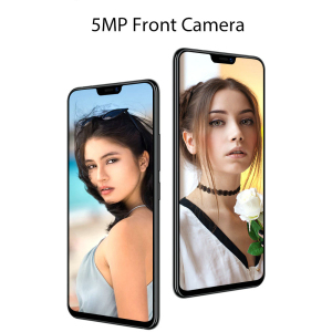 "Image 2 - Blackview Original A30 2GB + 16GB 5,5 ""Smartphone 19:9 Volle Bildschirm MTK6580A Quad Core Android 8.1 Dual SIM Gesicht ID Handy"