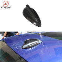 Carbon Fiber Shark Fin Antenna Cover For BMW F15 F32 F87 G20 F45 F46 F48 G30 G38 F80 F06 F10 F12 F20 F30 E90 E92 M4 2004+