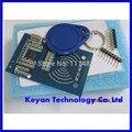 Módulo de cartão indutivo MFRC-522 RC522 RFID RF IC com chaveiro cartão S50 Fudan atacado
