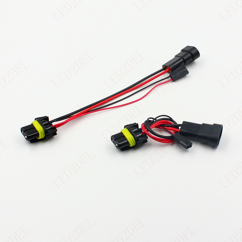 9006 Bi Xenon Wiring Harness - Wiring Diagram K8 D S Projectors Wiring Diagram on