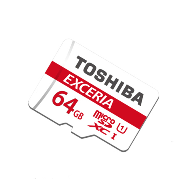 TOSHIBA карта micro sd 32 ГБ класс 10 128 ГБ 64 ГБ 16 ГБ Микро sd card 64 ГБ class10 48 МБ/С. флэш-карты памяти для Телефона/Tablet