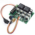DC9V-50V 40A DC Motor Speed Control 12V 24V 48V 2000W Reversible PWM Controller Forward Reverse Switch KF908