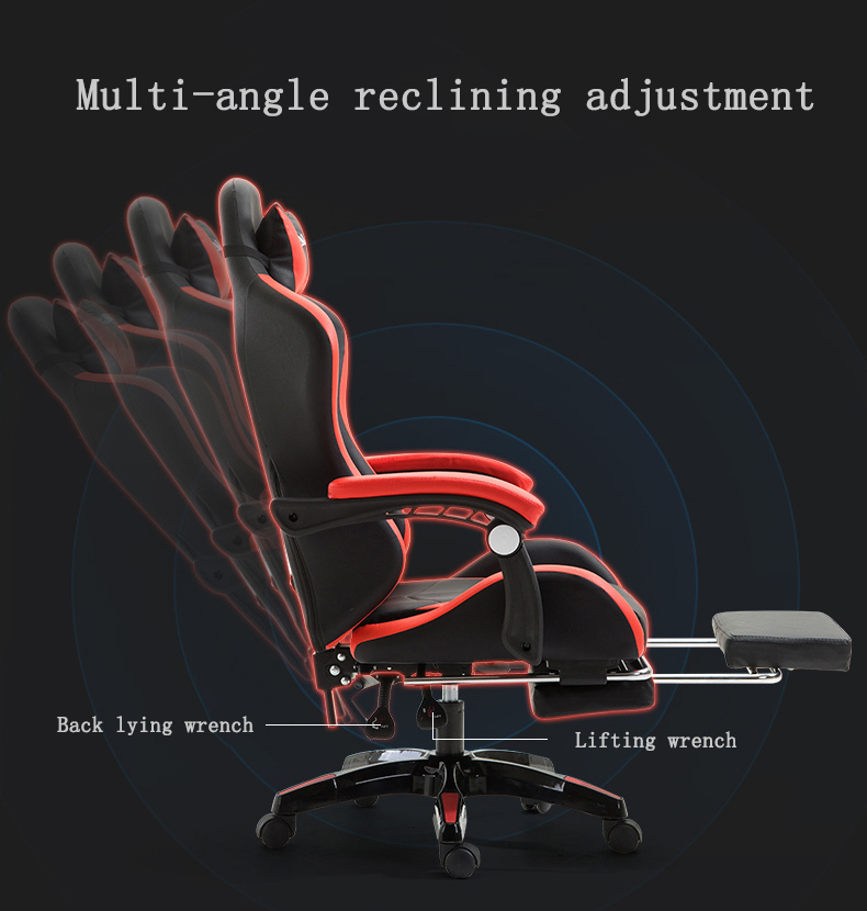 seat furniture gaming ergonomic 13