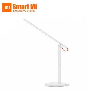 Original Xiaomi Mijia LED Desk Lamp Smart Table Lamps Desklight Support Smart Phone App Control 4 Lighting Modes