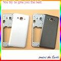10 Шт./лот, оригинальный Новый Ближний Рамка Задняя Панель Корпуса с Задней Обложки Чехол Для Samsung Galaxy Grand prime G531 Запасные Части
