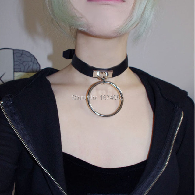 Trendy Women Girl Punk Gothic 100 Handmade Hanging O