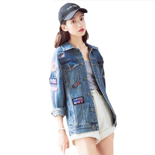 Xs Denim Jacket Promotion-Shop for Promotional Xs Denim Jacket on ...