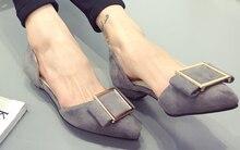 fashion  Women's shoes comfortable flat shoes   – 627-89 New arrival Flats shoes large size shoes Women  flats
