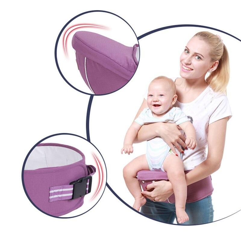 Multifunctional Ergonomic Baby Carrier Sling Backpack 9 In 1 Newborn Infant Carrying Belt For 3-36 Months 9