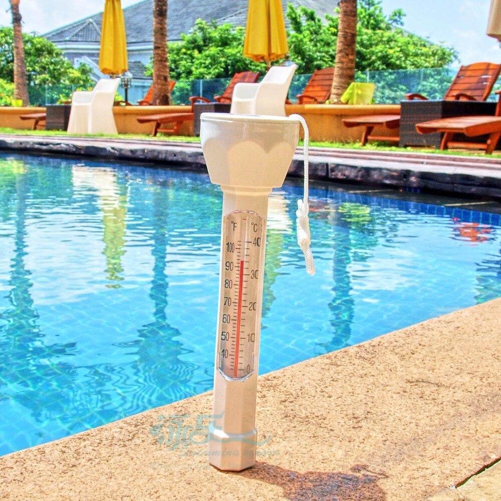 Termómetro de piscina Termómetro flotante - Deportes acuáticos