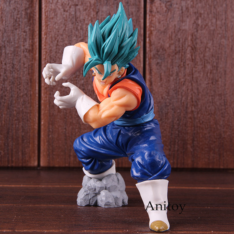 Banpresto Dragon Ball Super Final Kamehameha Vegetto Super Saiyan Blue PVC Dragonball Action Figures Collectible Model Toy 1