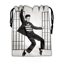 H-P718 Custom elvis#6 drawstring bags for mobile phone tablet PC packaging Gift Bags18X22cm SQ00806#H0718
