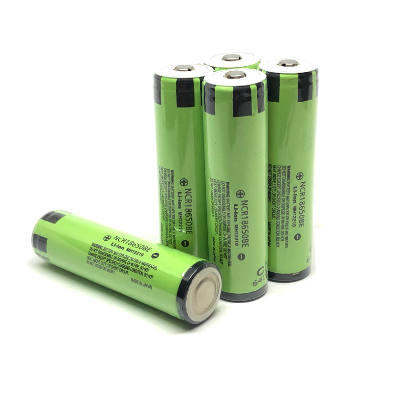 New Original Protected Battery For Panasonic 18650 NCR18650BE 3200mah 3.7V Rechargeable Lithium Batteries With PCB For E-cigs