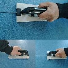 Колесный нарезной станок для ПВХ винилового пола сварочный долбежный ручной инструмент шпатлевка пол сварочный 20шт u-образные лезвия