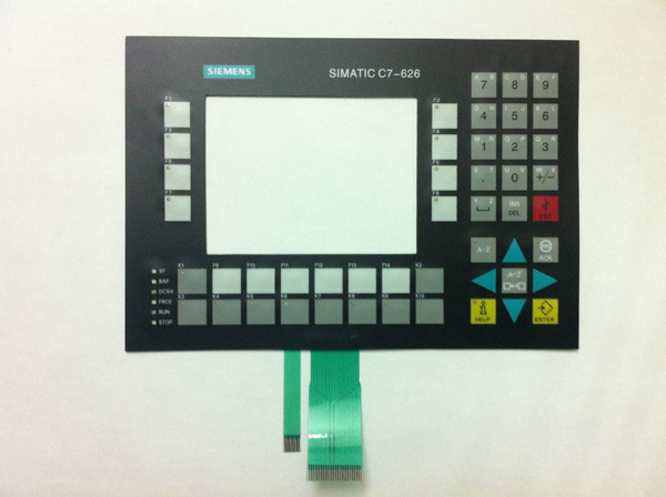 C7-626 6ES7 626-1DG03-0AE3 for Siemens Simatic HMI Panel Keypad Membrane buttons warranty,NEW AND IN STOCK стоимость
