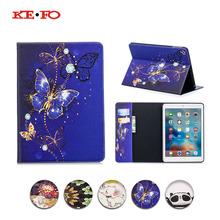 Funda Tablet For Apple iPad 9.7 2017 2018 Air 1 Air 2 Smart Case Cover Leather Shell Case For Apple New iPad 9.7 6th generation