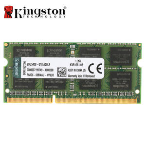 Kingston RAM KVR Notebook RAM 1600 MHz 4 GB 8 GB DDR3 RAM 204 Pin Ram SODIMM Motherboard
