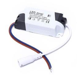 1 шт трансформатор для светодиодного освещения Питание адаптер для Светодиодный лампа/лампы 1-3 W 4-7 W 8-12 W 13-18 W 18-24 W безопасной Пластик основа