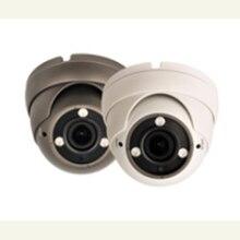 TVI Camera 1080P CCTV Dome Camera 2.8-12mm Lens CMOS Security Camera With OSD Menu Star-light (Default black)