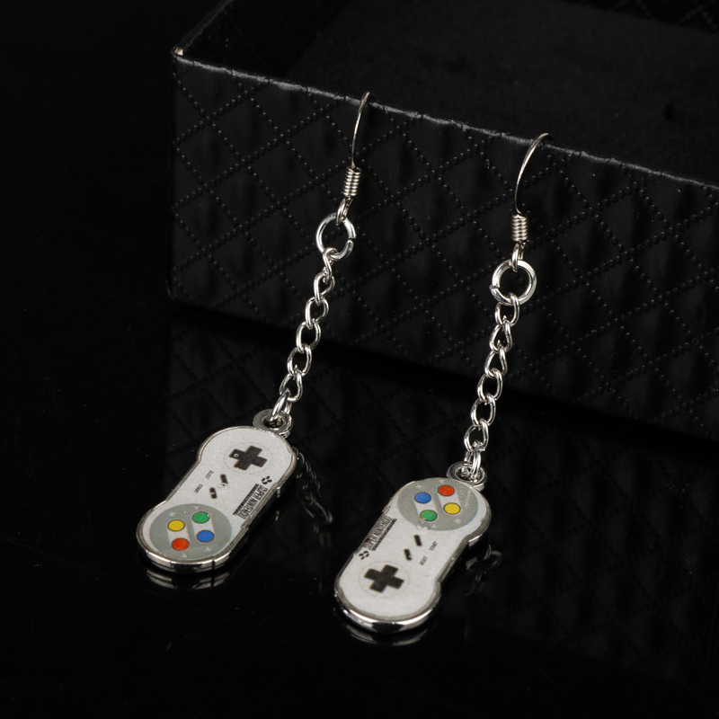 Game Controller Drop Earrings 3