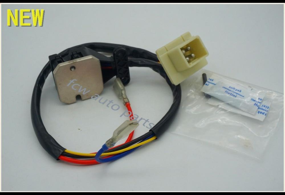 HVAC Blower Motor Regulator Adapter Cable URO Parts 2108200917