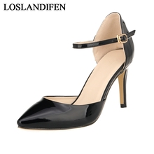 Brand New High Heels Sandals Women Evening Shoes Pumps Thin Heeled Ladies NLK-C0157