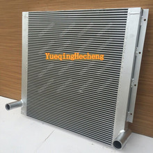 New Oil Cooler For E330C 330C Hydraulic Excavator Free Shipping