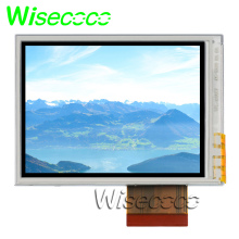 цена на Original new 3.5'' inch LCD screen  TX09D70VM1CCA for Industrial equipment free shipping