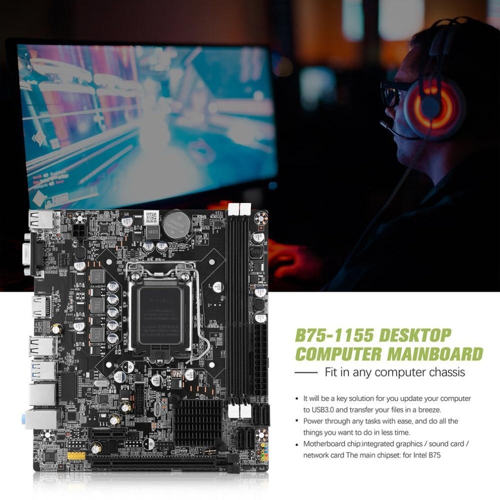 Интернет магазин товары для всей семьи HTB18.3jasvrK1Rjy0Feq6ATmVXac B75-1155 настольный компьютер материнская плата профессиональная Материнская плата Процессор интерфейс LGA 1155 прочный аксессуар для компьютер...