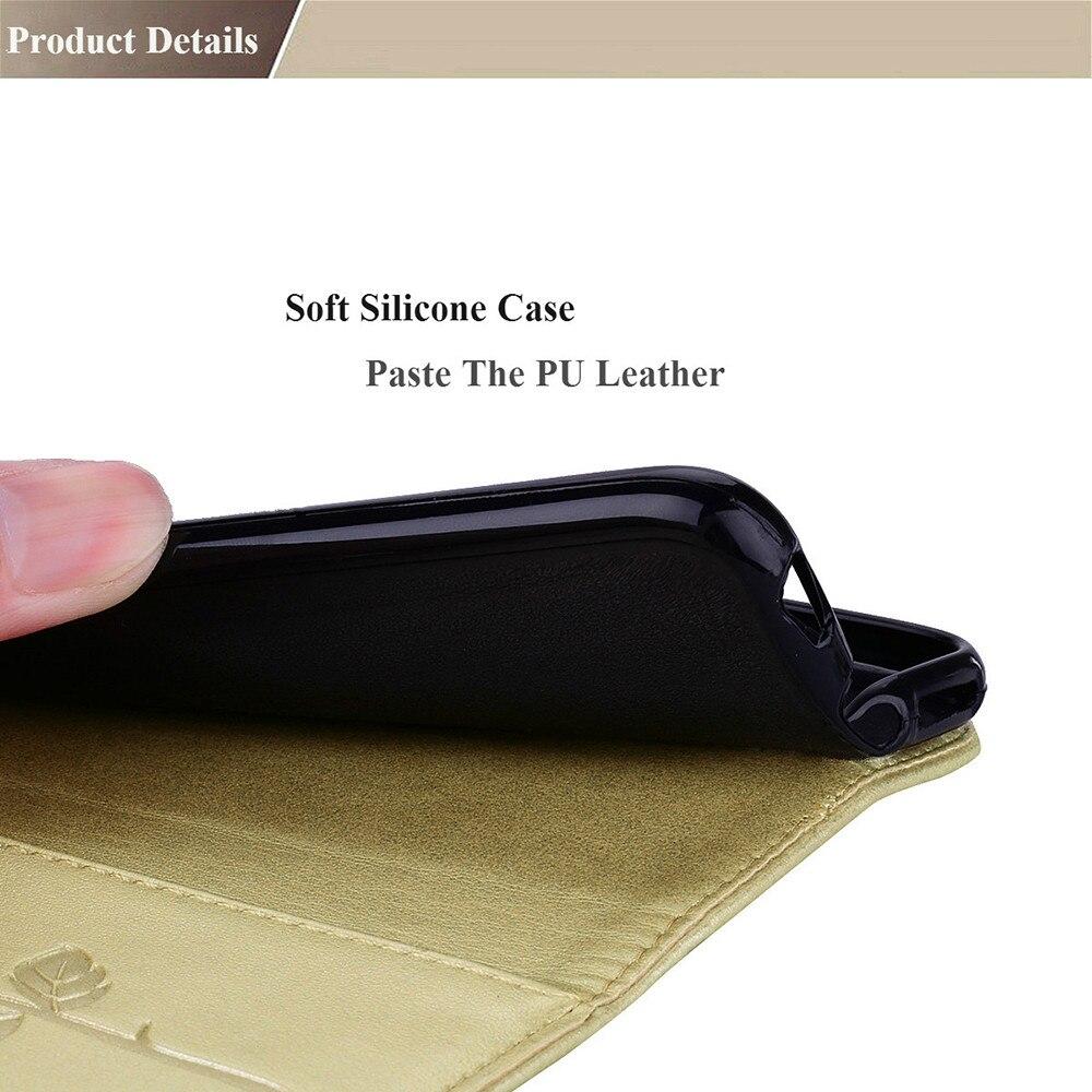 Case For Xiaomi Mi A2 Lite Redmi 4X 5 Plus 6A 5A S2 Wallet PU Leather Cover Phone Case For Xiaomi Redmi Note 5 Pro Case Mi F1 A1 (6)