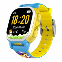 New Kids qqwatch Anti Lost Security Tencent qq Smart Watch SOS Call wifi Locating GPS Tracker GSM Camera Antilost GPS Watch