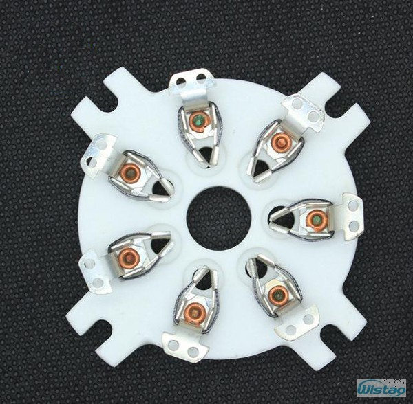 7-pin big tube socket(2l)