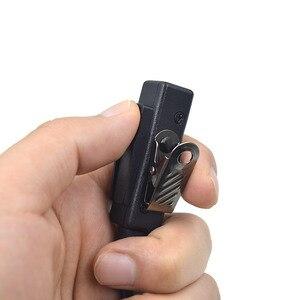 Image 3 - Surveillance Air Tube Earpiece Headset PTT Mic for Motorola DGP8050 DGP8550 APX2000 DP3600 DP3601 Two Way Radio Walkie Talkie