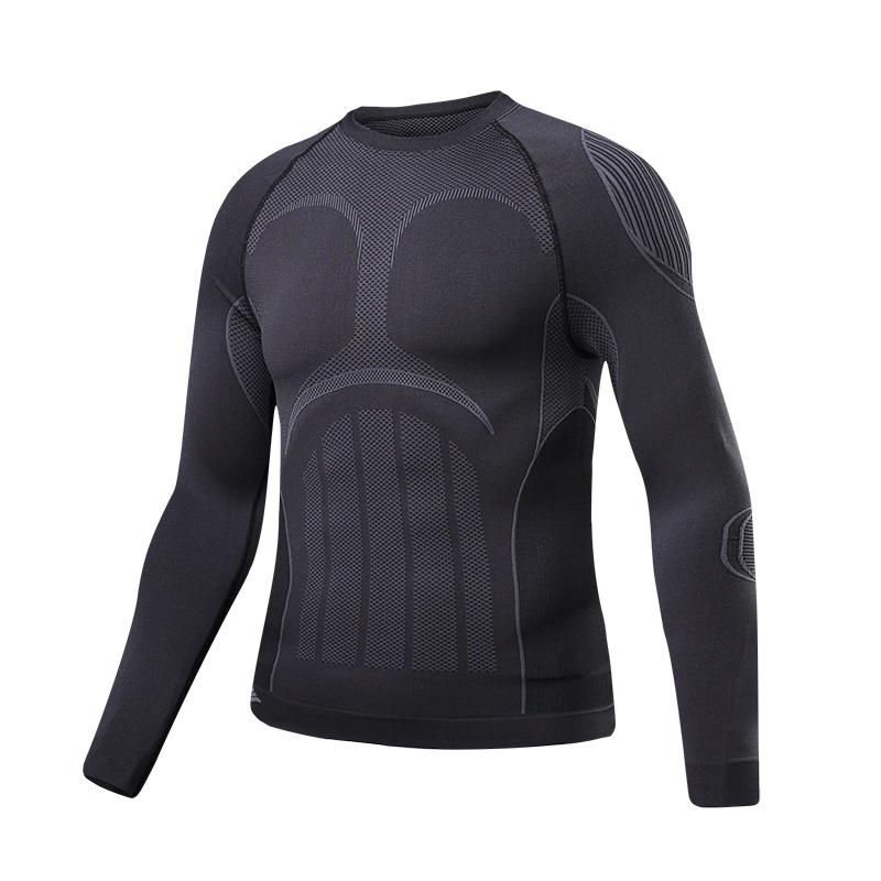 Men Thermal Bicycle Base Layers Outdoor Sports Winter Keep Warm Underwear Hot-Dry Thermo Cycling Skiing Underwear Sets SK0033 (11)