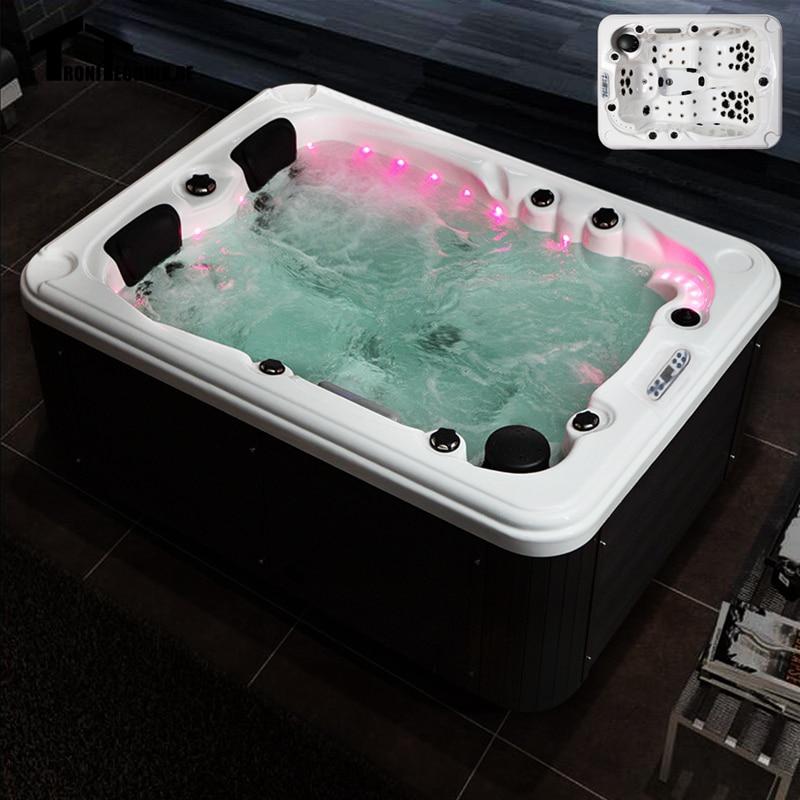 Whirlpool spa Tubs Spa piscine bath Hot Tub outdoor Bathtub hydro ...