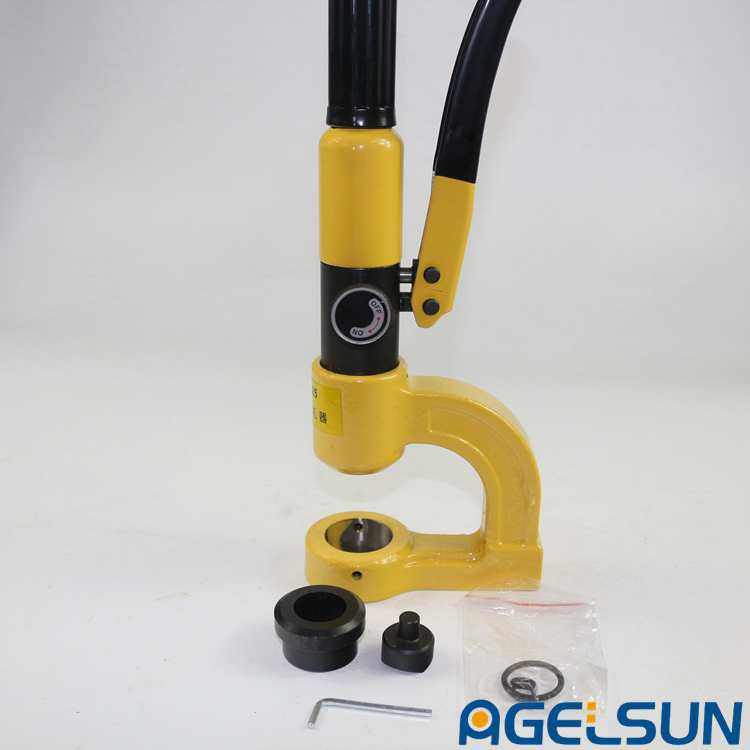Ck Tools: Stainless Steel Hole Punch Driver CK 25 Hydraulic Hole