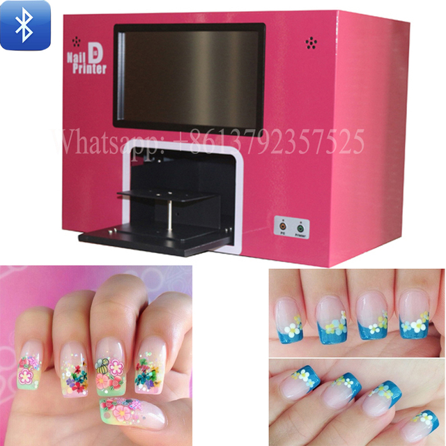 88+ Barbie Nail Printer - NEW3D Nail Printer O2 Nails Portable ...