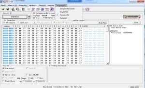 Image 5 - V7.03 TL866II PLU מתאמי Minipro מתכנת אוניברסלי USB 9 יחידות + קליפ מבחן + 25 מתאם SPI פלאש