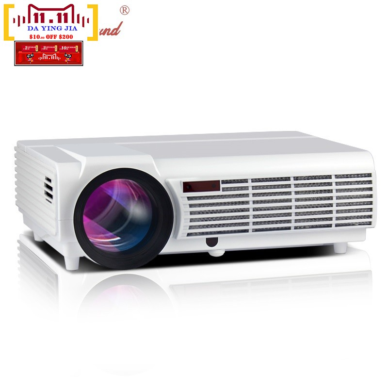 Giantex Best Hd Home Theater Multimedia Lcd Led Projector: Newest 5500 Lumnes Best Home Theater1280X800 Multimedia