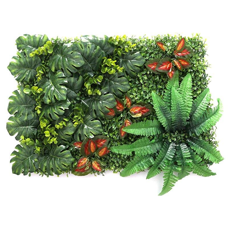 Kunstmatige bloem Muur Plant Muur Gazon Kunstmatige Creeper Fern Leaf - Feestversiering en feestartikelen