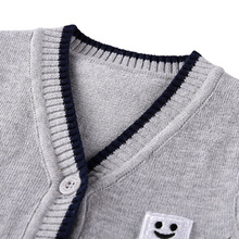 Casual Cotton Baby Sweater