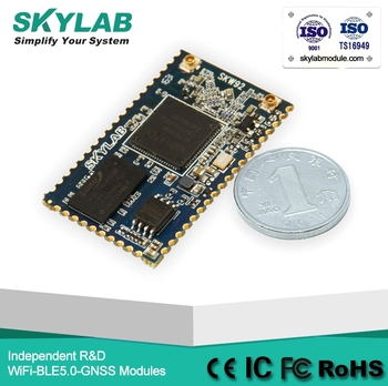 SKYLAB Mtk Mt7628 Iot Wlan Access Point Wifi Module with 256Mb flash 1024Mb image