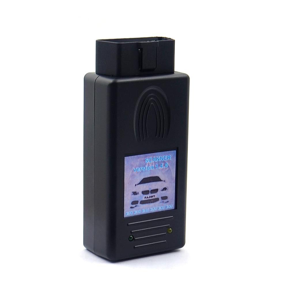 HTB18.8VKeSSBuNjy0Flq6zBpVXaF For BMW SCANNER 1.4.0 Diagnostic Scanner OBD2 Code Reader For BMW 1.4 USB Diagnostic Interface Unlock Version A++ Chip