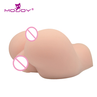 MOJOY Sex Dolls Artificial Really Vibrator Sexy Vagina Ass Male Masturbation Male Anal Sex Silicone Pussy Of Adult Toys For Men