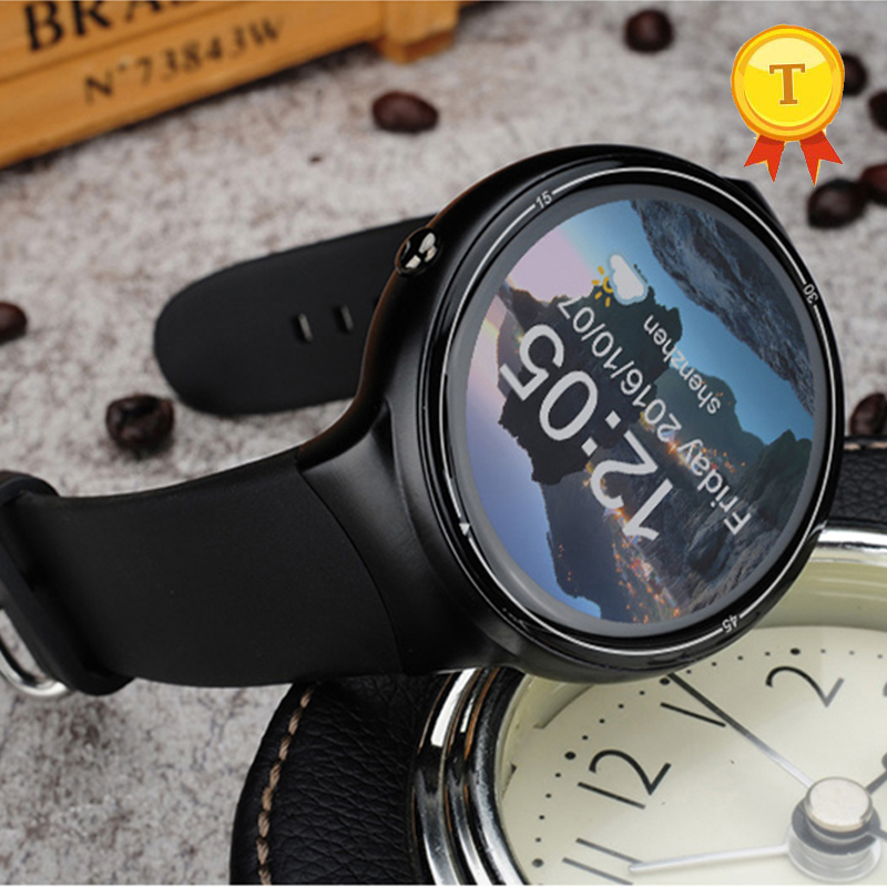 Luxury Android 3G Smart Phone Watch MTK6580 smart watch 2G RAM+16G ROM wifi heart rate GPS positioning wristwatch for man woman цена